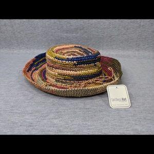 San Diego Hats Crocheted Raffia Hat